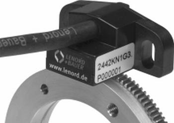 Minicoder Gel 2442 - Lenord+bauer: Rail Speed Sensors & Rotary Pulse