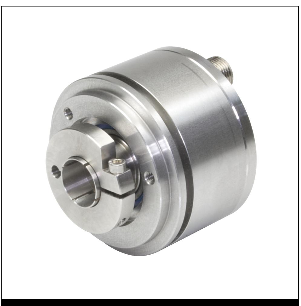 Magnetic Absolute Encoder Gel 2352 - Lenord + Bauer: Rail