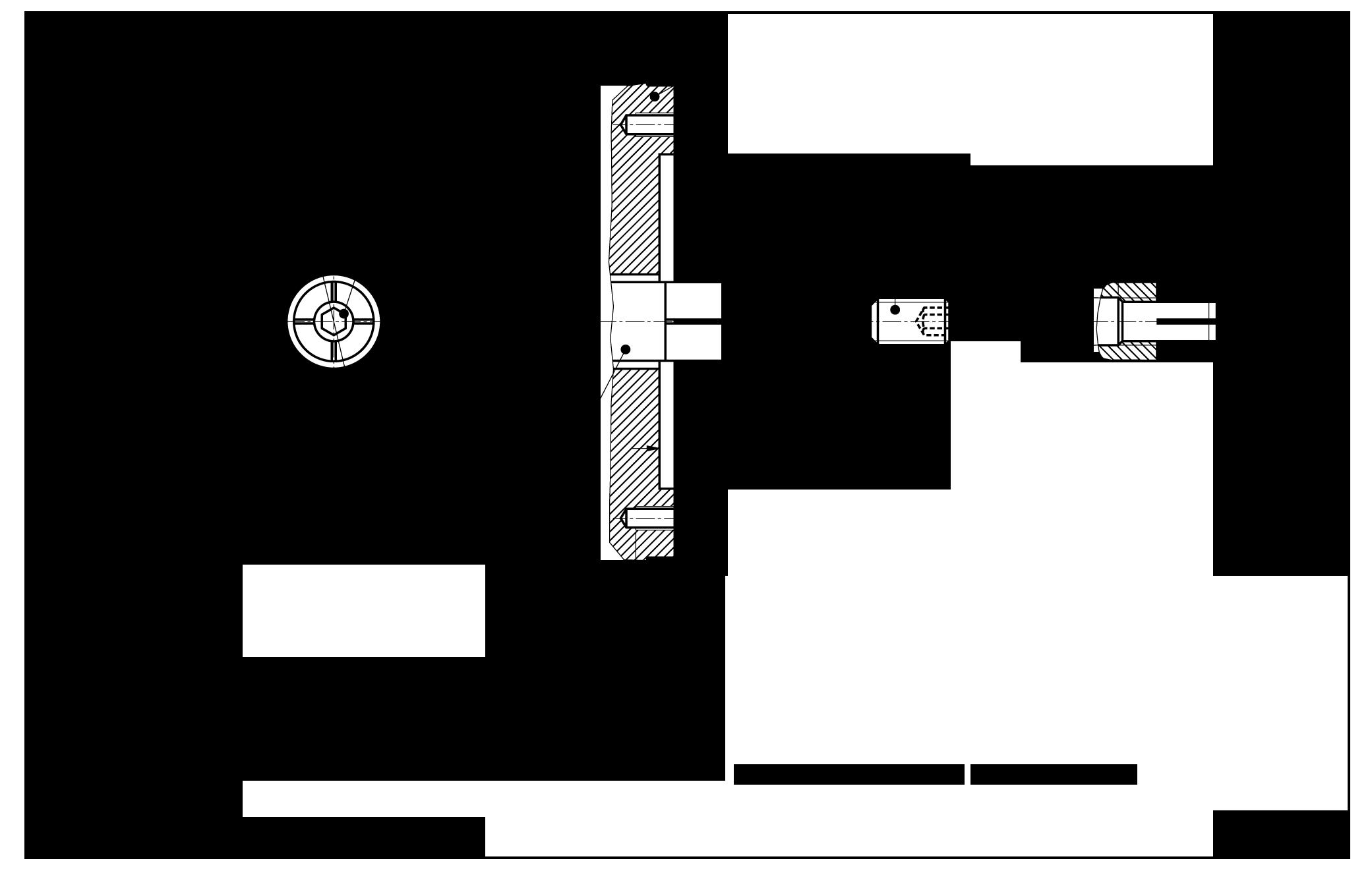 Magnetic Incremental Rotary Encoder Gel 2592 Lenord