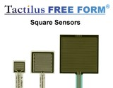 Tactilus Free Form Square Sensors